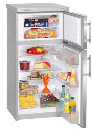 двухкамерный холодильник Liebherr CTesf 2041