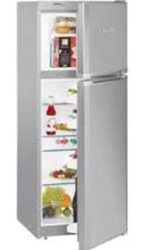 двухкамерный холодильник Liebherr CTesf 2441