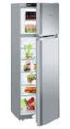 двухкамерный холодильник Liebherr CTesf 2841