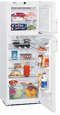 двухкамерный холодильник Liebherr CTN 3153