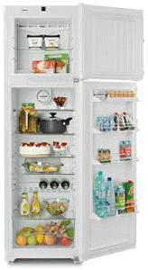 двухкамерный холодильник Liebherr CTN 3653
