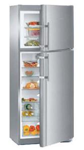 двухкамерный холодильник Liebherr CTNes 4663