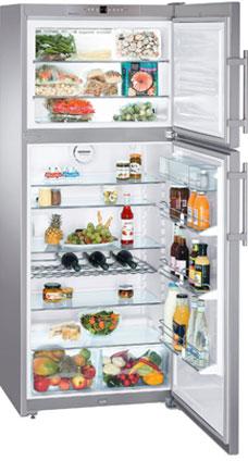 двухкамерный холодильник Liebherr CTNes 4753 Premium NoFrost