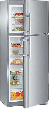 двухкамерный холодильник Liebherr CTPes 3213