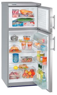 двухкамерный холодильник Liebherr CTPesf 2421