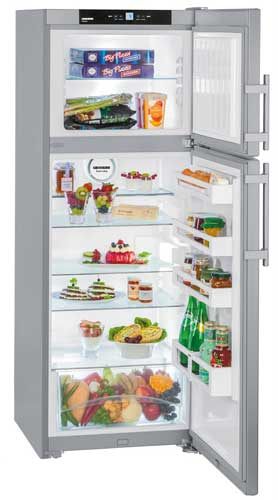 двухкамерный холодильник Liebherr CTPesf 3016 Comfort