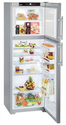 двухкамерный холодильник Liebherr CTPesf 3316 Comfort
