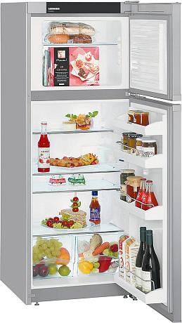 двухкамерный холодильник Liebherr CTPsl 2441