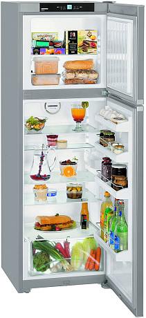 двухкамерный холодильник Liebherr CTsl 3306