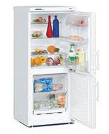 двухкамерный холодильник Liebherr CU 2221