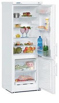двухкамерный холодильник Liebherr CU 2721 / CU 27210