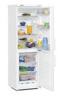 двухкамерный холодильник Liebherr CU 3021