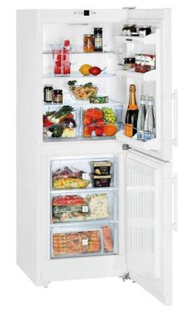 двухкамерный холодильник Liebherr CU 3103