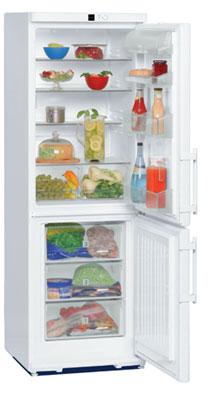 двухкамерный холодильник Liebherr CU 35010/ CU 3501
