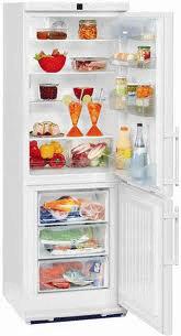 двухкамерный холодильник Liebherr CU 3503