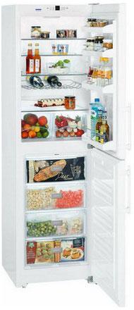 двухкамерный холодильник Liebherr CUN 3923
