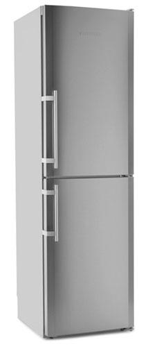 двухкамерный холодильник Liebherr CUNesf 3923-21