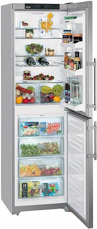 двухкамерный холодильник Liebherr CUNesf 3923