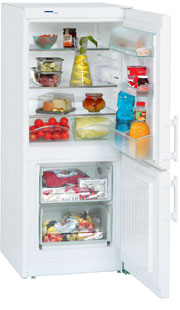 двухкамерный холодильник Liebherr CUP 2221