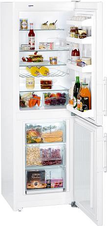 двухкамерный холодильник Liebherr CUP 3221