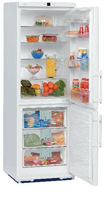 двухкамерный холодильник Liebherr CUP 35530 / CUP 3553