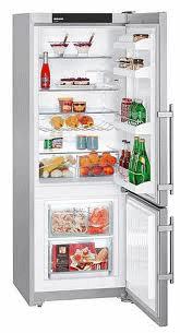 двухкамерный холодильник Liebherr CUPesf 2901