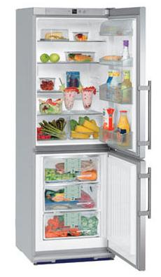 двухкамерный холодильник Liebherr CUPesf 3553