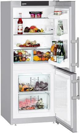 двухкамерный холодильник Liebherr CUPsl 2221