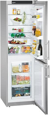 двухкамерный холодильник Liebherr CUPsl 3021