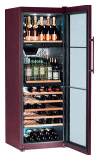 винный шкаф Liebherr GWT 4677