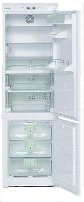 встраиваемый двухкамерный холодильник Liebherr ICBN 3056