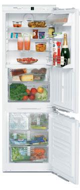 встраиваемый двухкамерный холодильник Liebherr ICBN 3066