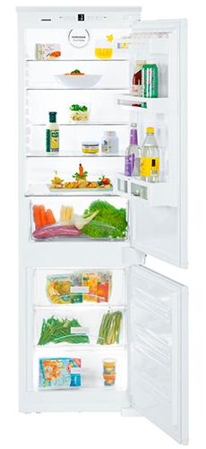 встраиваемый двухкамерный холодильник Liebherr ICS 3334 Comfort