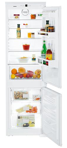 встраиваемый двухкамерный холодильник Liebherr ICUNS 3324 Comfort NoFrost