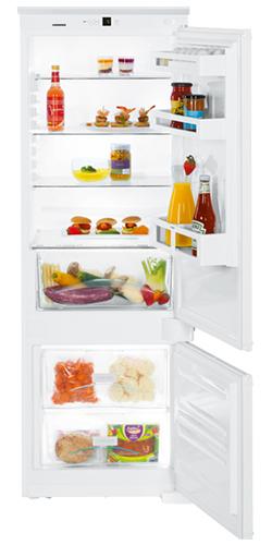 встраиваемый двухкамерный холодильник Liebherr ICUS 2924 Comfort