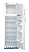 двухкамерный холодильник Liebherr KD 3142