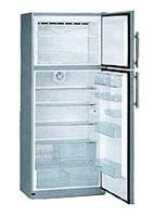 двухкамерный холодильник Liebherr KDNves 4632