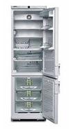 двухкамерный холодильник Liebherr KGBN 3846