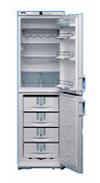 двухкамерный холодильник Liebherr KGT 3946