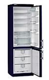 двухкамерный холодильник Liebherr KGTbl 4066