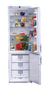 двухкамерный холодильник Liebherr KGTD 4066