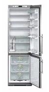 двухкамерный холодильник Liebherr KGTDes 4066