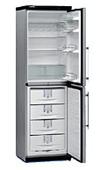 двухкамерный холодильник Liebherr KGTes 3946