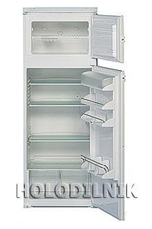 встраиваемый двухкамерный холодильник Liebherr KID 2542/KID 2522