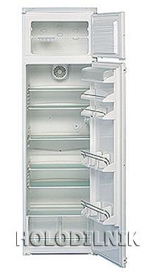 встраиваемый двухкамерный холодильник Liebherr KIDv 3242/KIDv 3222