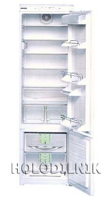 встраиваемый двухкамерный холодильник Liebherr KIKv 3143
