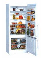 двухкамерный холодильник Liebherr KSD v 4642