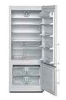 двухкамерный холодильник Liebherr KSD ves 4642