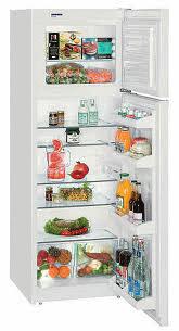 двухкамерный холодильник Liebherr CT 2841