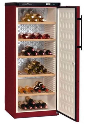 винный шкаф Liebherr WKR 4176
